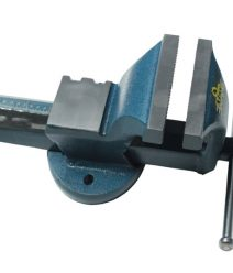 Ajay Tools All Steel Bench Vice Drop Forged 6″ (150MM) Fixed Base
