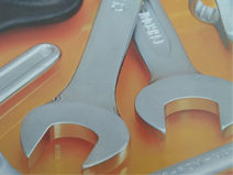 Spanners Tools & Wrenches set